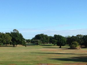 QLD golf courses